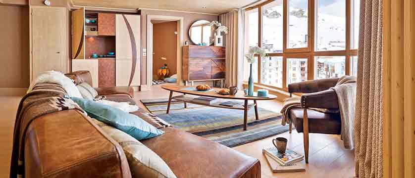 Hotel le Taos - hotel apartment interior
